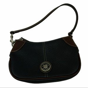 Dooney & Bourke Mini Bag Black Leather